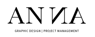 AN NA graphic design and project management